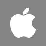 Apple Logo.